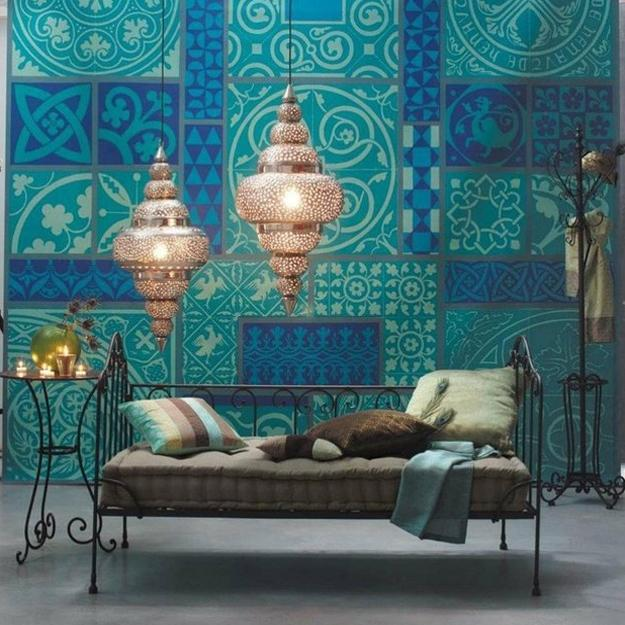 21 Most Unique Wood Home Decor Ideas: Middle Eastern Interior Design Trends And Home Decorating