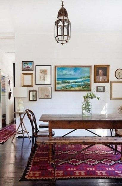 Painted Dining Table Ideas