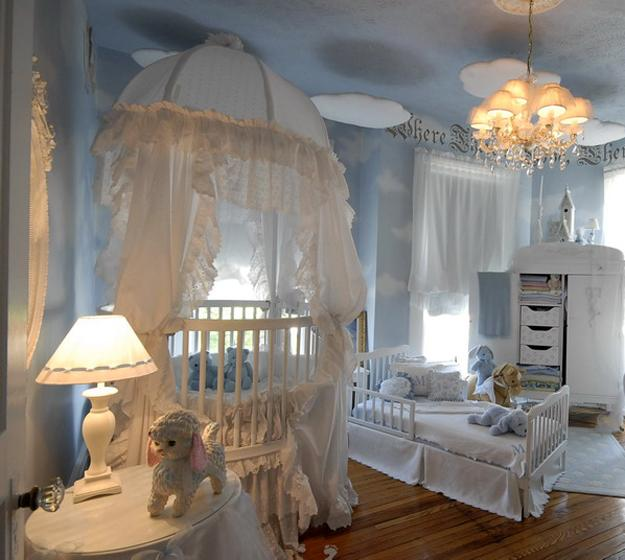 Baby Nursery Decorating Checklist: 22 Baby Room Designs And Beautiful Nursery Decorating Ideas