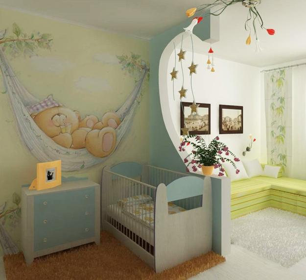 Modern Bedroom Wall Decor Ideas Bedroom Furniture Design 2016 Colours For Boy Bedroom Bedroom Decor Trends 2017: 22 Baby Room Designs And Beautiful Nursery Decorating Ideas