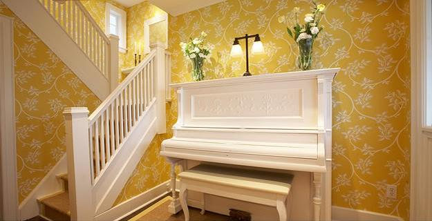 Creative Painting Ideas For Old Piano Decorating With