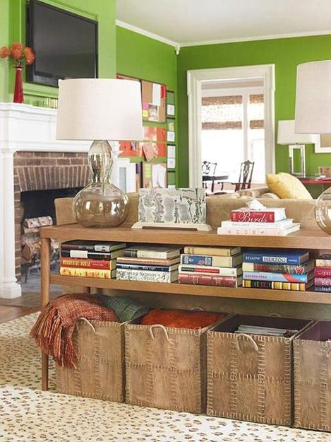 Creative storage solutions for modern living room design & 22 Modern Storage Ideas Maximizing Living Room Design