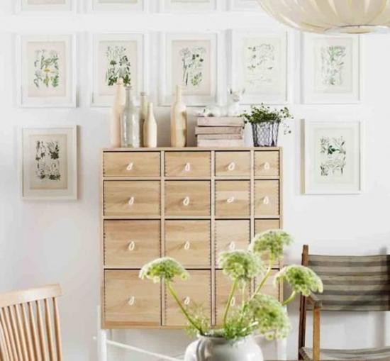 modern storage furniture and storage solutions for living room design