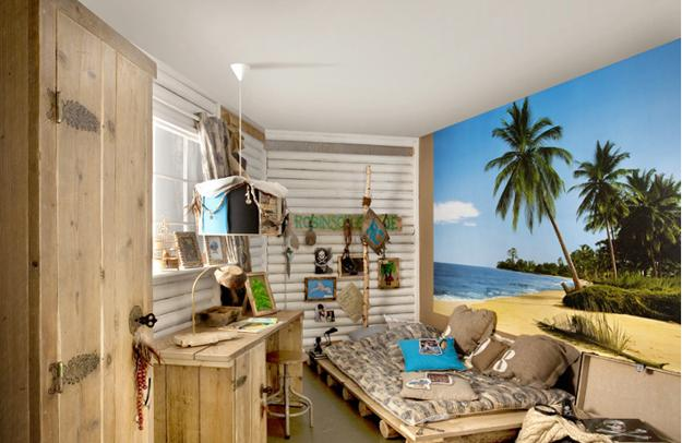 teenage bedroom design and modern teens room decorations