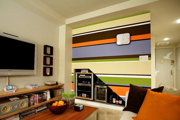 Modern Wall Decor Ideas Personalizing Home Interiors with Unique ...