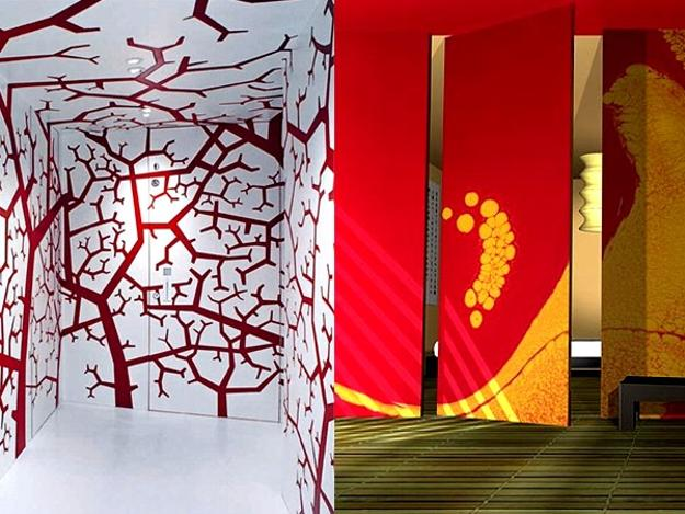 Modern Wall Decor Ideas Personalizing Home Interiors With Unique Amazing Wall Decor Design Graphics
