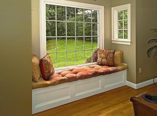 Superb 25 Diy Window Seat Design Ideas Bringing Coziness Into Creativecarmelina Interior Chair Design Creativecarmelinacom