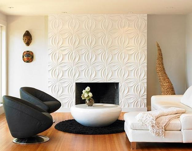 decorative wall paneling for modern accent wall design
