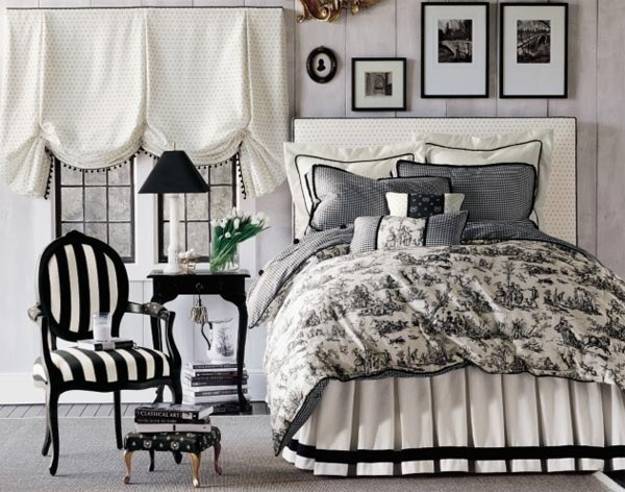 Black N White Bedding Sets And Bedroom Decorating Ideas