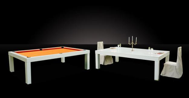 Convertible Billiard Table Dining E Saving Furniture Design Ideas For Small Rooms