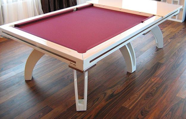 Space Saving Furniture Design Ideas For Small Rooms Billiard Tables Transformers