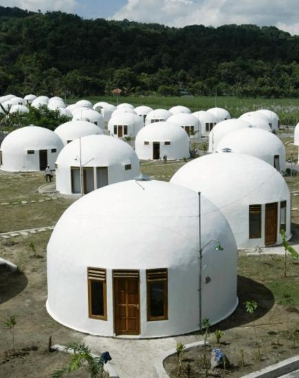 Dome Home Design Ideas: Unusual Homes And Architectural Designs, Creative House