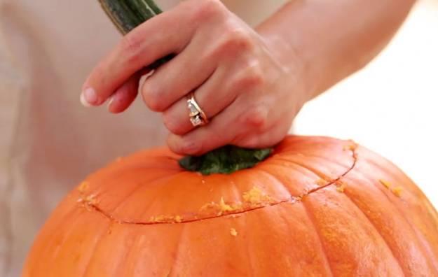 How To Create Fall Flower Arrangements In Handmade Pumpkin And Gourd