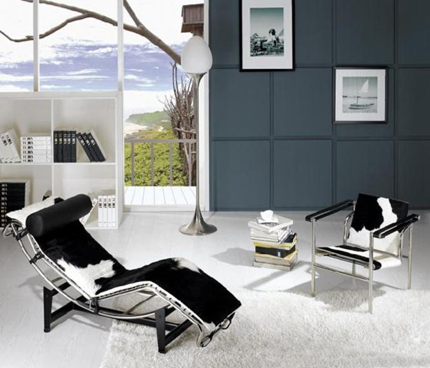 Lc4 Chaise Longue Chairs Adding Chic And Ultimate Comfort