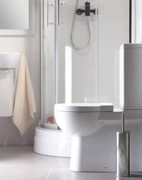 Black And White Modern Kids Bathroom