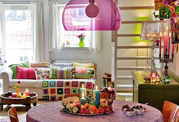 25 Bright Interior Design Ideas And Colorful Inspirations