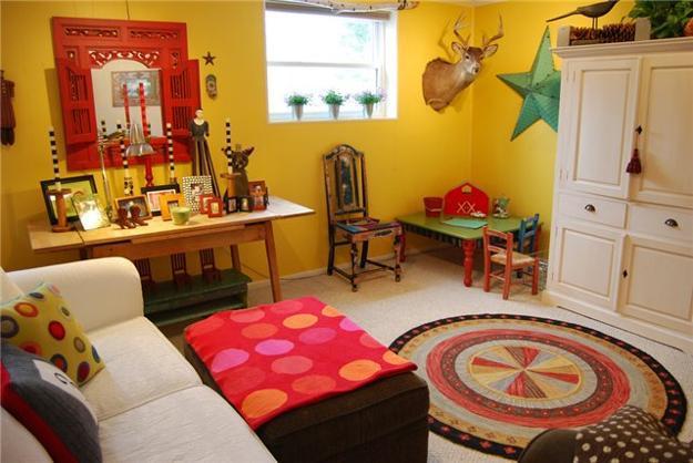 25 Bright Interior Design Ideas And Colorful Inspirations