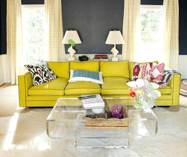 25 Modern Interior Design Ideas Creating Bright Accents