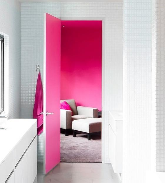 Bright Room Colors: 25 Modern Interior Design Ideas Creating Bright Accents