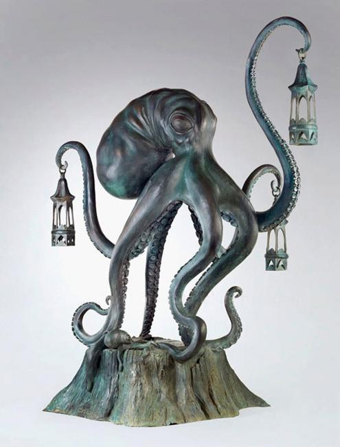 octopus lanterns