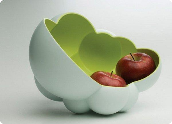 fruit themed decorations for modern home interiors