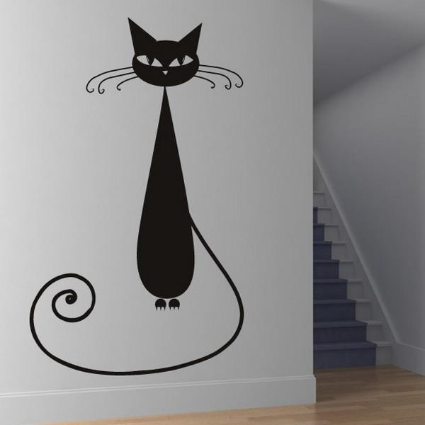 25 Fun Ideas For Furniture And Wall Decorating With Black
