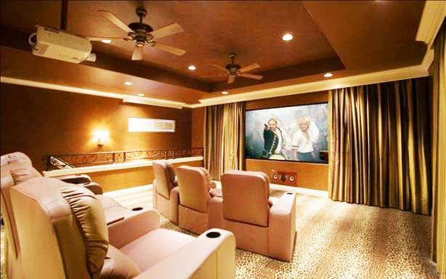 22 Modern Wall And Ceiling Designs Adding Bronze Color To Interior Decorating