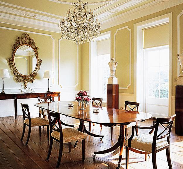 Dining Room Design Ideas: 30 Modern Ideas For Dining Room Design In Classic Style