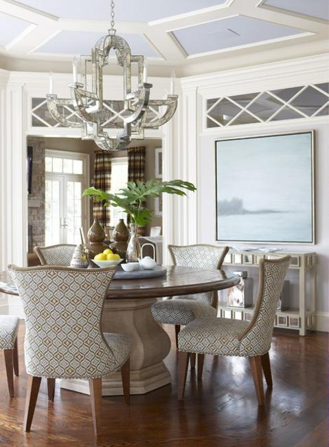 Room Design: 30 Modern Ideas For Dining Room Design In Classic Style