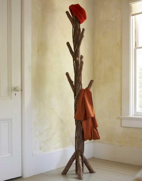 40 DIY Tree Coat Racks Personalizing Entryway Ideas With Inspiring Impressive How To Build A Standing Coat Rack