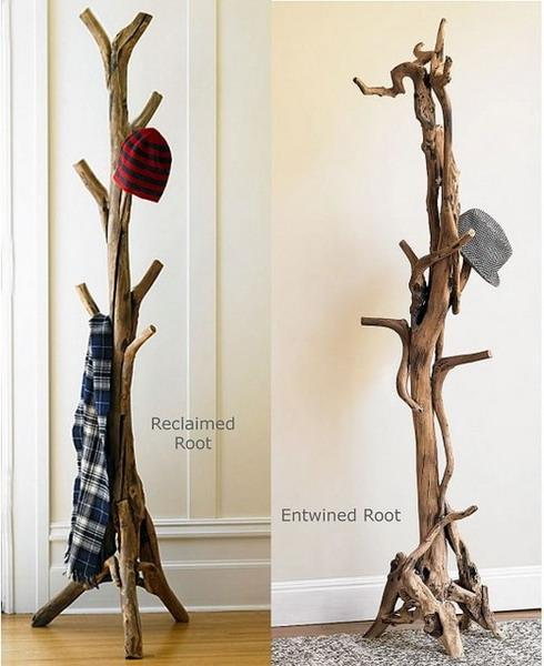 40 DIY Tree Coat Racks Personalizing Entryway Ideas With Inspiring Gorgeous Making A Coat Rack