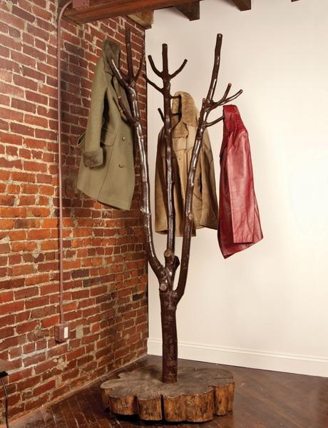 40 DIY Tree Coat Racks Personalizing Entryway Ideas With Inspiring Simple Tree Branch Coat Rack Diy