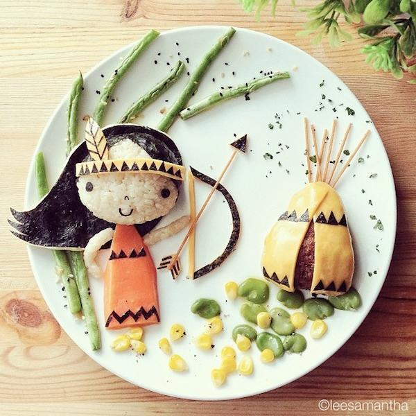 Creative Food Art And Decoration Ideas That Tell Stories And Make