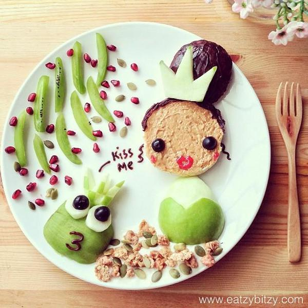 food art and decoration ideas for healthy eating