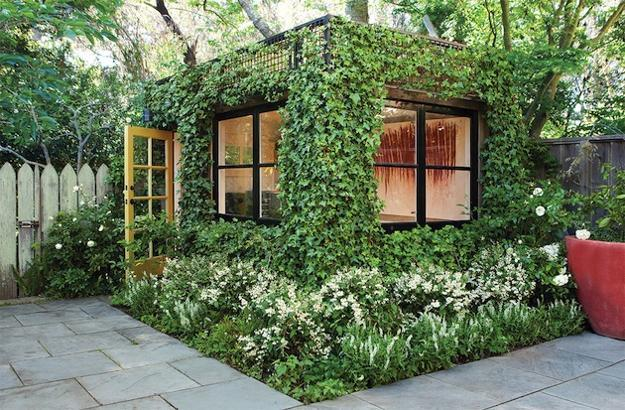 backyard landscaping ideas and small garden house design
