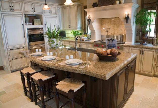 Granite Countertops Adding Practical Luxury to Modern ...