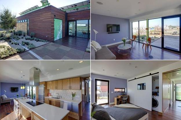 Energy efficient house design competition evaluates for Cheap efficient homes