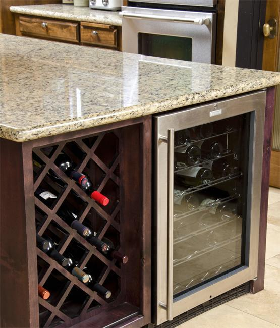 Diy Dining Room Storage Ideas: 25 Modern Ideas For Wine Storage In Your Kitchen And