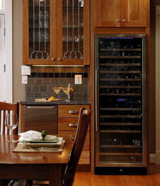 32 Dining Room Storage Ideas: 25 Modern Ideas For Wine Storage In Your Kitchen And