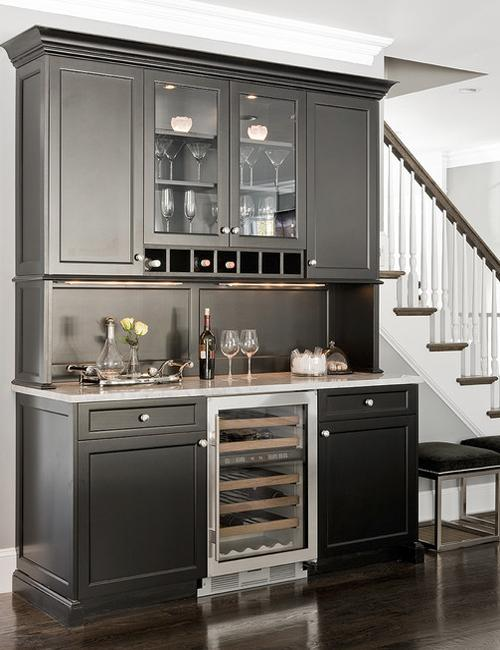 25 Modern Ideas For Wine Storage In Your Kitchen And Dining Room