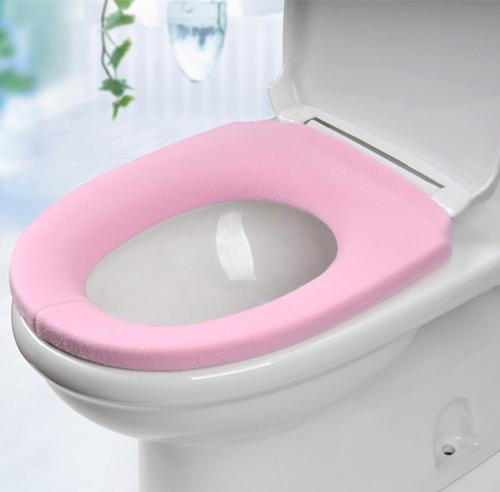Attractive Toilet Seat Cushions Adding Comfort To Modern