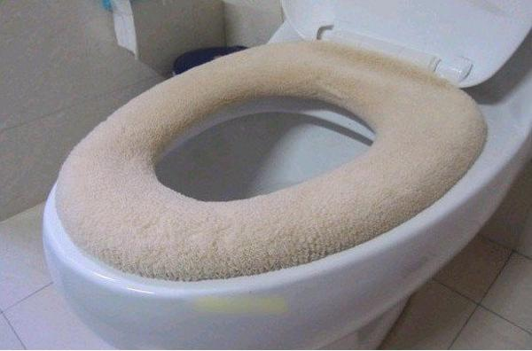 Attractive Toilet Seat Cushions Adding Comfort Modern
