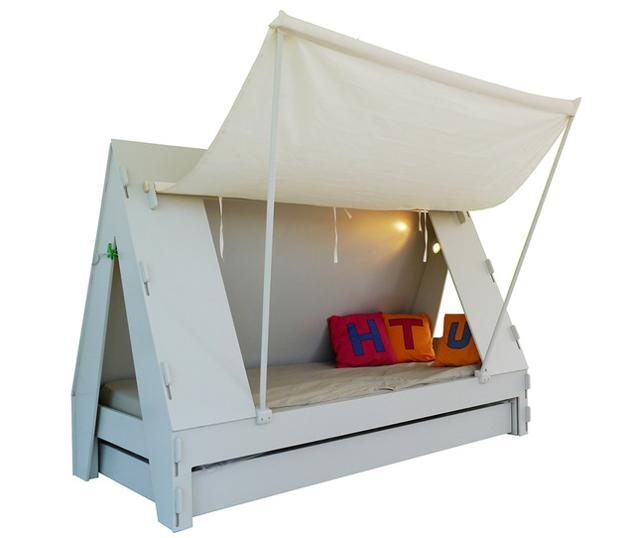 Tent Beds For Kids Offering Cozy And Playful Retreats With