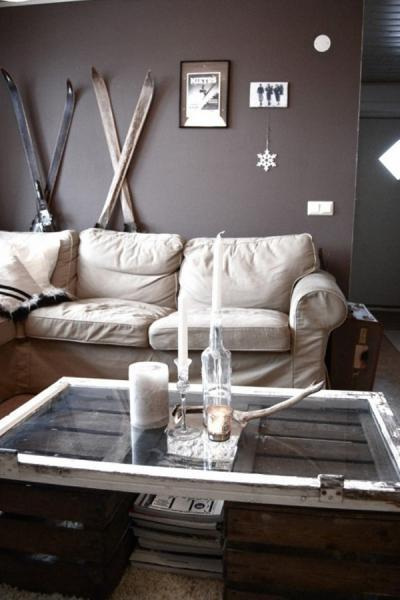 22 Ideas For Modern Home Decorating With Rustic And