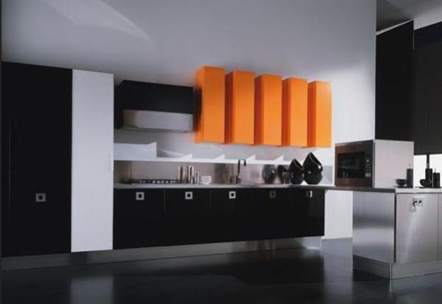 25 Black Kitchen Design Ideas Creating Balanced Interior Decorating Color Schemes