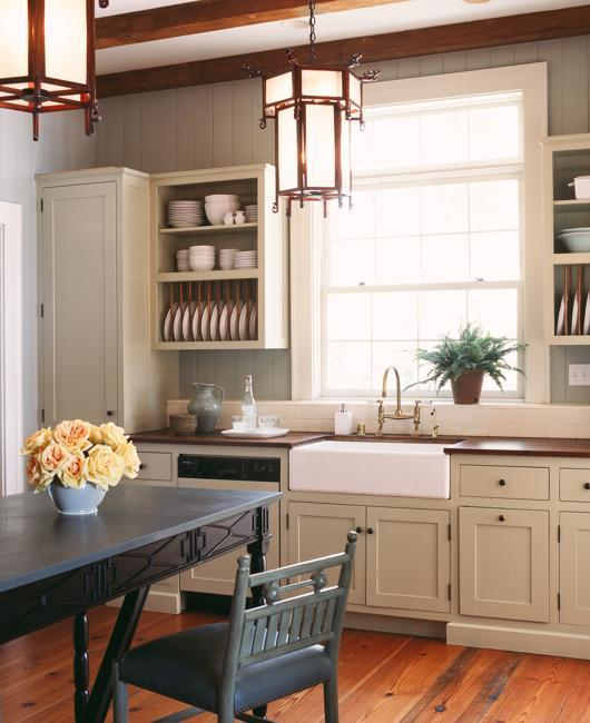 Kitchen Interior Design Colors: 25 Black Kitchen Design Ideas Creating Balanced Interior
