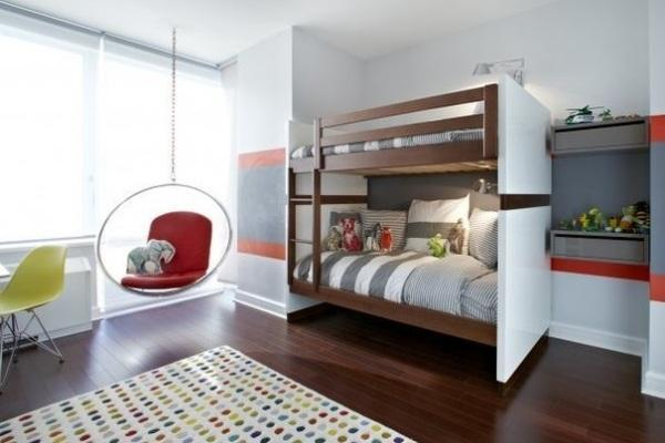 Modern Kids Room Designs Ideas Children Bedroom Furniture Wooden Bunk Beds
