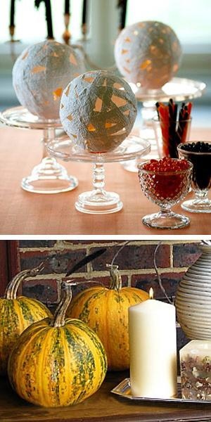 21 Candles Centerpiece Ideas For Thanksgiving Decorating