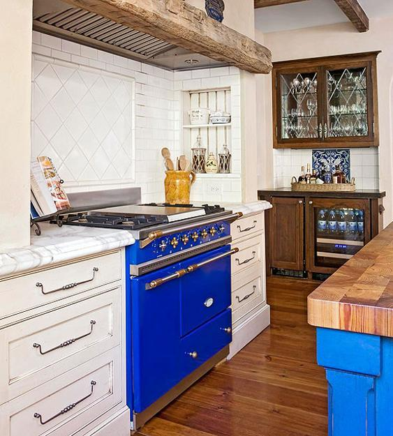 Modern Kitchen Colours And Designs: 20 Modern Kitchen Design Ideas Adding Stylish Color To