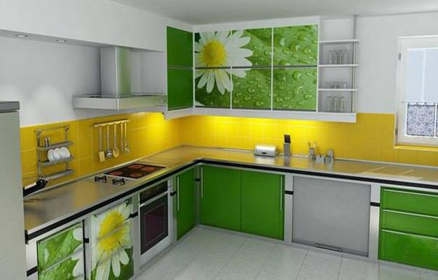 20 Modern Kitchen Design Ideas Adding Stylish Color To Home Decorating